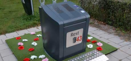 Grijze afvalcontainer Gestel in de ban of niet?