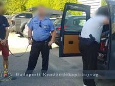 Hongaarse politie spoort auto Nederlandse drugshandelaren Sziget op: nog meer drugs