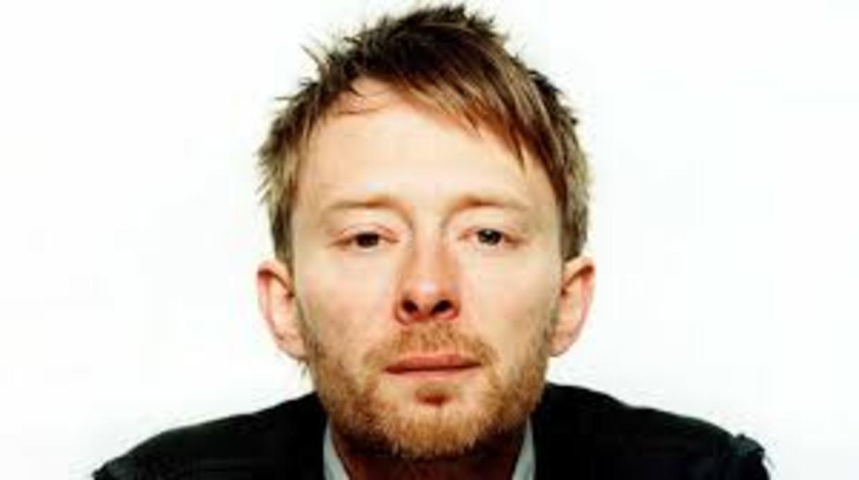 Thom Yorke Beeld Radiohead