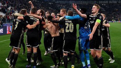 """Nederlandse en andere buitenlandse media euforisch na krachttoer Ajax: """"Dit is een stuntploeg voor de eeuwigheid"""""""