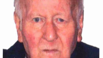 Vermiste 86-jarige man uit Merelbeke in goede gezondheid teruggevonden