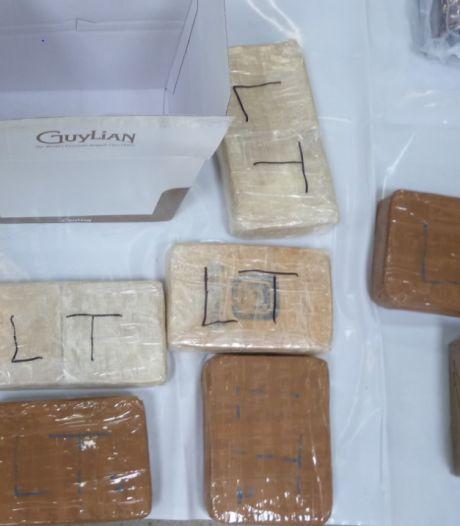 De la drogue pour six millions d'euros dans une cargaison de chocolats belges interceptée au tunnel sous la Manche