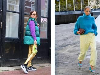"""""""Hiermee kan je alle kanten op"""" Modekenner Hilde Geudens toont hoe ze haar twee favoriete herfststuks omtovert tot 4 duurzame outfits"""