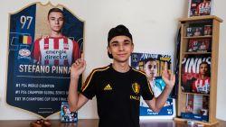 """FIFA-ster Stefano Pinna ruilt PSV voor Franse topclub Lille OSC: """"Ze maken daar echt werk van e-sports!"""""""