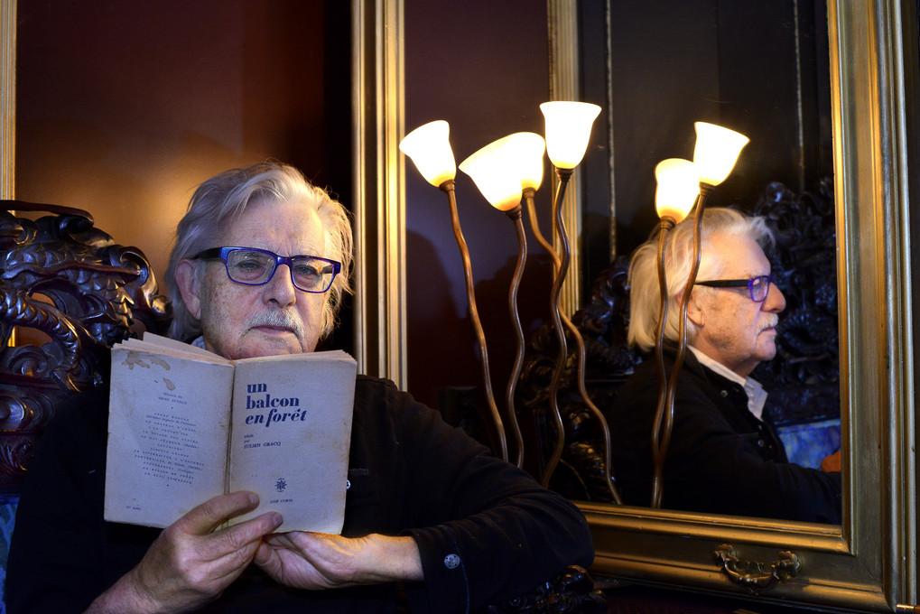 """Jan Siebelink: """"Dankzij Gerda bezoek ik af en toe een concert."""""""