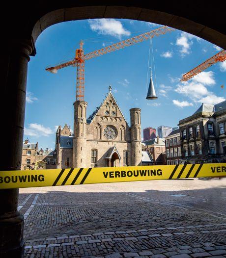 Architectenrel Binnenhof wordt steeds lelijker