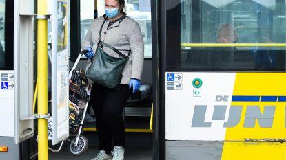 Rustige ochtend en voormiddag op het openbaar vervoer, mondmaskerplicht goed opgevolgd