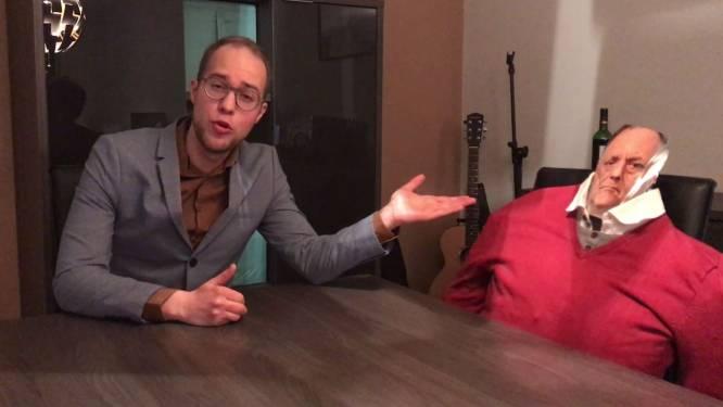 """Leuvense deelnemer van The Voice lanceert debuutsingle: """"Ik wil de vinger op de wonde leggen"""""""
