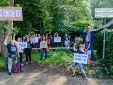 Buurt boos over bomenkap in Huis ter Heide: 'Bos kappen is niet de oplossing voor het huizenprobleem'