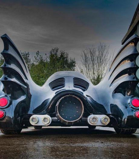 Met deze Batmobile mag je gewoon naar de supermarkt