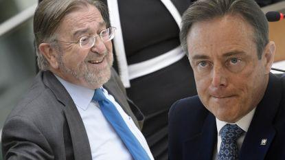 """Herman De Croo: """"Binnen twee generaties is Antwerpse burgemeester Turks, Marokkaans of zwart. Bye bye De Wever"""""""