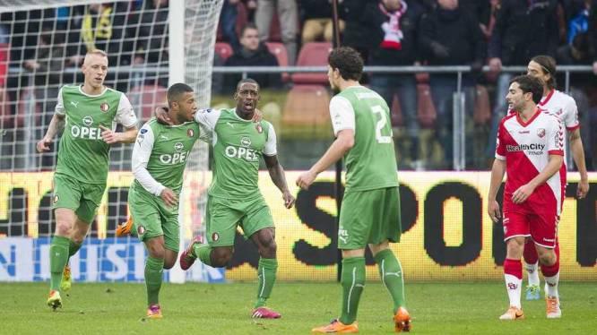 'Feyenoorders in gezinsvak via illegaal circuit'