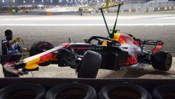 """Teambaas Red Bull: """"Verstappen veroorzaakte zelf crash in Bahrein"""""""
