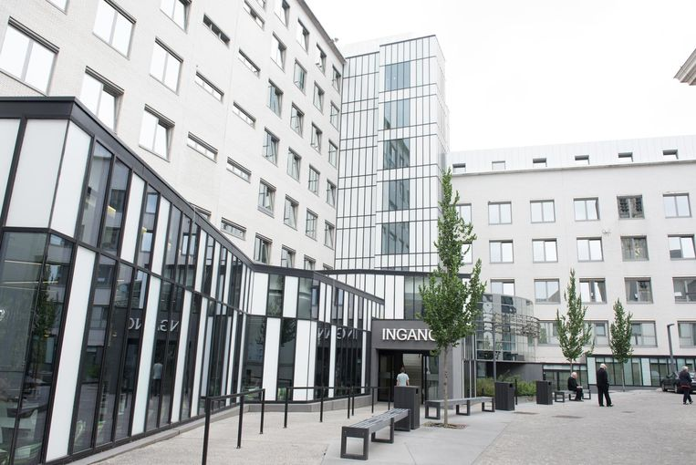 De sessies van de rookstopkliniek viden plaats in het Algemeen Ziekenhuis Oudenaarde.