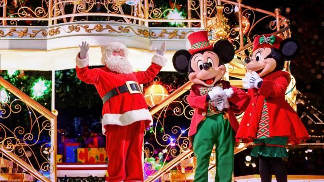 Disneyland Paris viert kerstseizoen met gloednieuwe parade én terugkeer van shows