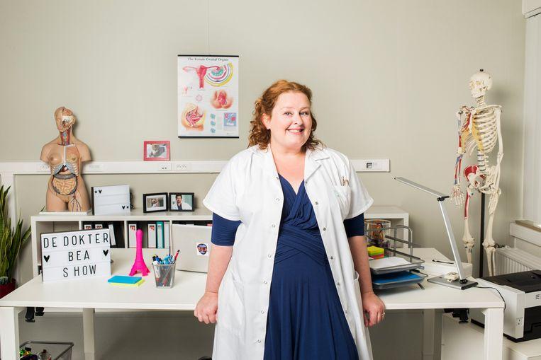 Dokter Bea.  Beeld © VRT - Alex Vanhee