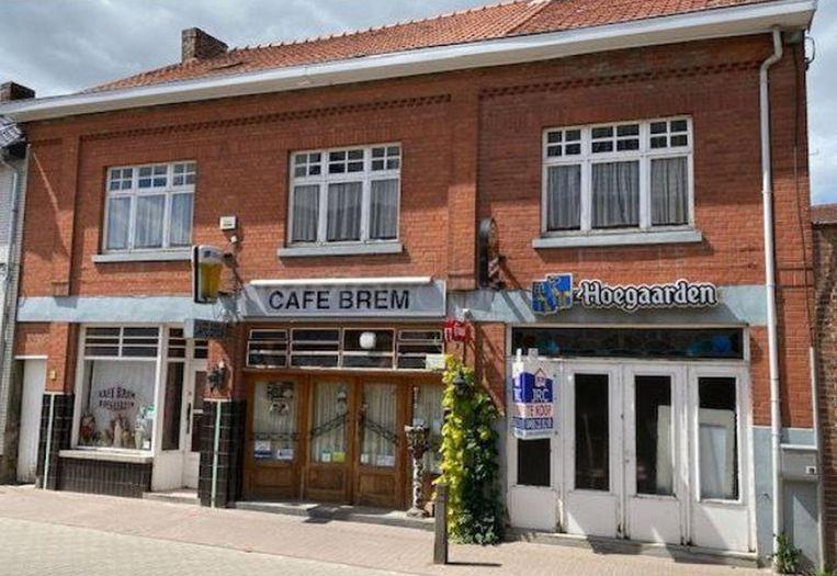 Café Brem staat te koop