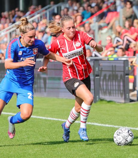 PSV-vrouwen linksback Janou Levels voor het eerst opgeroepen voor Oranjeleeuwinnen