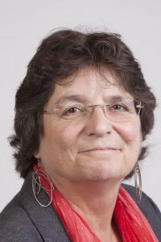 AOb-voorzitter Liesbeth Verheggen is vicevoorzitter van de Onderwijscoöperatie, nu er nog geen nieuwe voorzitter is.