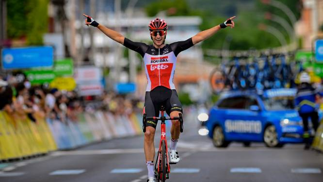 Van Moer boekt meer dan verdiende zege in Dauphiné na bizarre week
