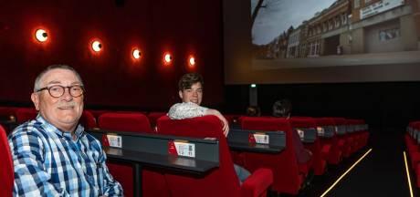Film over oude City bioscoop in Roosendaal: even een traantje wegpinken