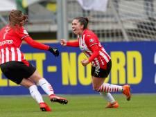 Amerikaanse Anika Rodriguez jaar langer bij PSV