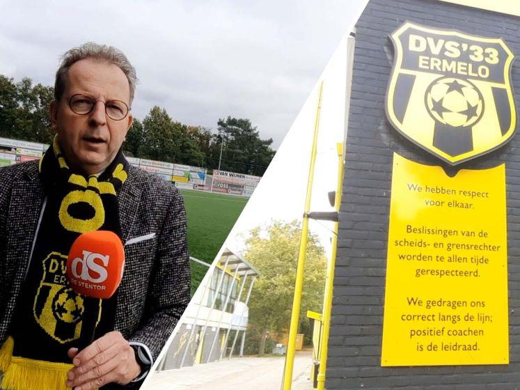Voorzitter DVS'33 geniet na van bekerstunt tegen FC Eindhoven
