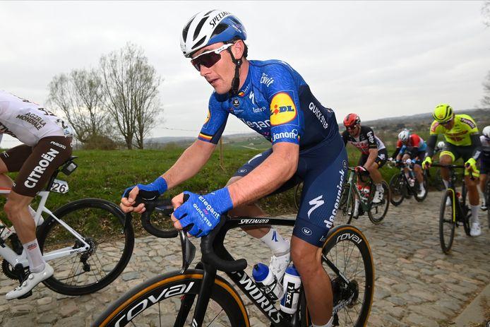 Yves Lampaert maakt z'n debuut in de Brabantse Pijl.
