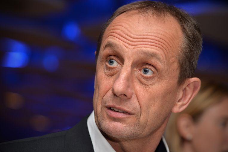 Herman Frison ziet ambitie bij zijn team: ze gaan voor de top-10 Beeld BELGA