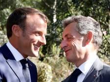 Nicolas Sarkozy a discrètement dîné avec Emmanuel Macron à l'Élysée cette semaine