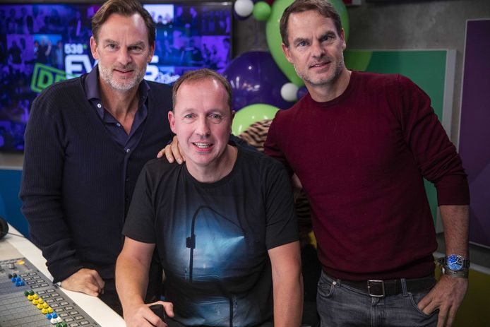 De gebroeders De Boer waren ook te gast in de laatste uitzending van Evers Staat Op, in december 2018.