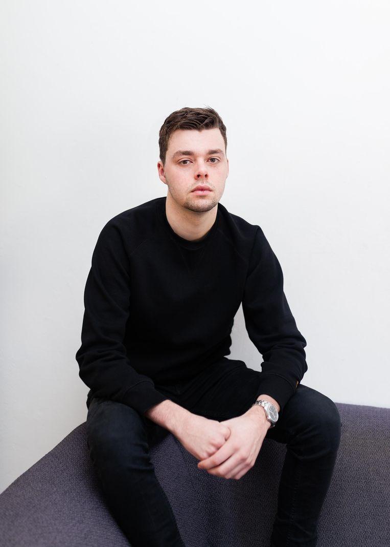 Daan Schoonderwoerd (22): 'Ik zou er alles, maar dan ook álles voor overhebben om weer mijn oude ik te zijn.' Beeld Nina Schollaardt