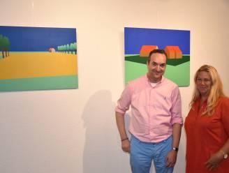 """Jana Vasiljević stelt tentoon in de Meent: """"Corona geeft expo's een boost"""""""