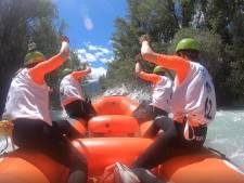 Van schoolteam tot deelnemen aan het WK: Brabanders maken zich op voor kampioenschap raften