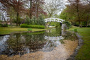 Het stadspark in Lier