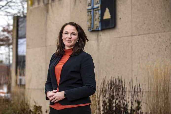 """Wethouder Hilde Berning: """"Er wordt veel van de jongeren gevraagd."""""""