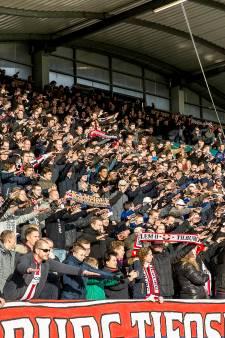 'Elk jaar minder toeschouwers bij thuiswedstrijden Willem II'