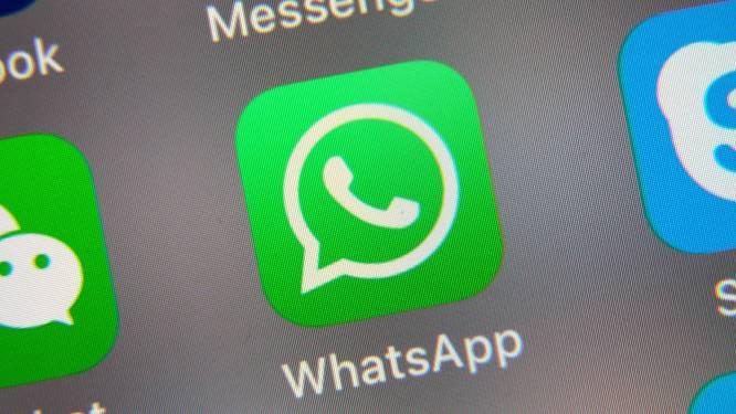 Miljoenenboete voor WhatsApp vanwege schenden privacyregels