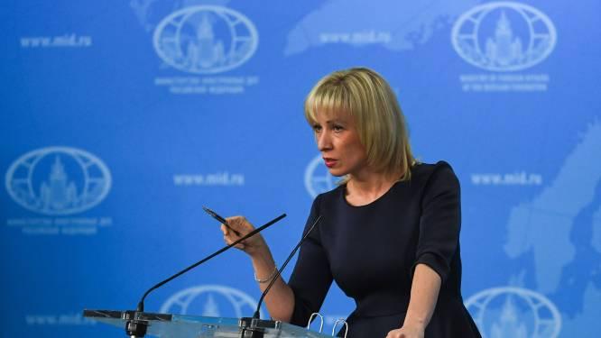 """Rusland roept op om af te zien van militaire acties in Syrië: """"Belangrijkste prioriteit is om oorlog te vermijden"""""""