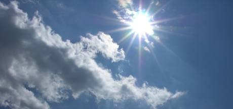 Eerste zomerse dag van 2020, Gilze-Rijen tikt de 25 graden aan