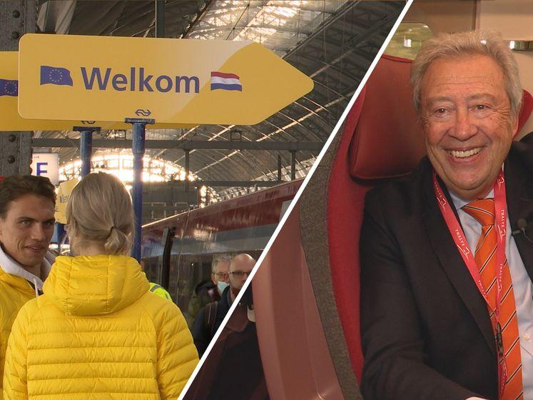 Neem een kijkje in de nieuwe Thalys-treinen
