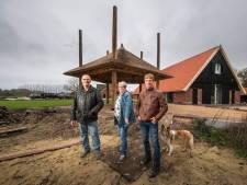 Jongeren met een beperking worden op Erve Tankink in Ambt Delden klaargestoomd voor de toekomst