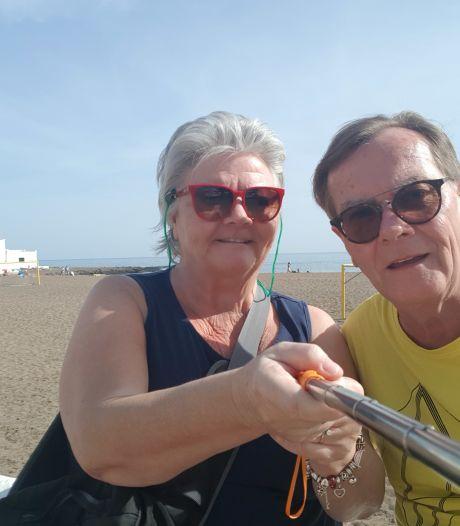 Ad en Mieke uit Rijen al vijf maanden vast op Lanzarote: 'We hebben heimwee, zijn het zat, slapen slecht'
