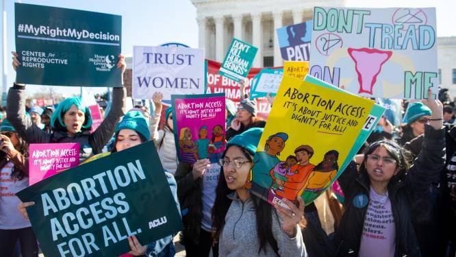 Trump maakte een nieuwe generatie vrouwen wakker die gelijke rechten eist