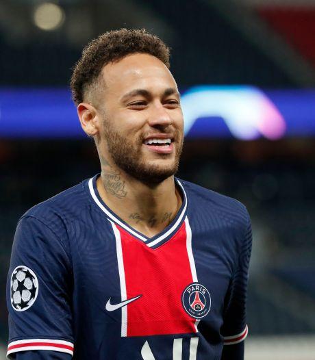Neymar denkt aan nieuwe carriére: 'Ik hou ontzettend veel van poker'
