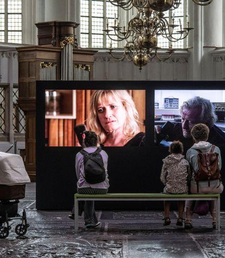 Hoe ziet pijn eruit? Kunstexpo in Stevenskerk wil laten zien hoe lijden eruitziet
