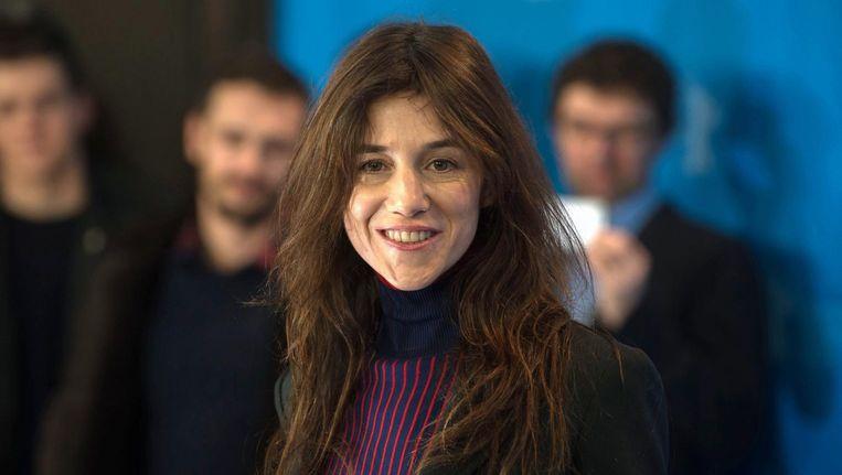 Charlotte Gainsbourg. Beeld epa