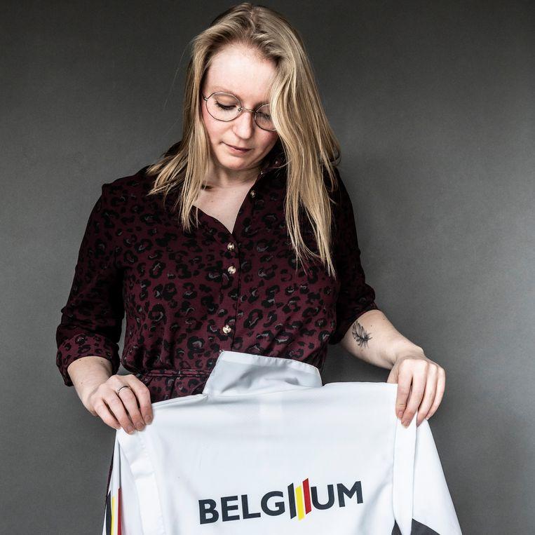 Julie Lemmens Beeld Saskia Vanderstichele