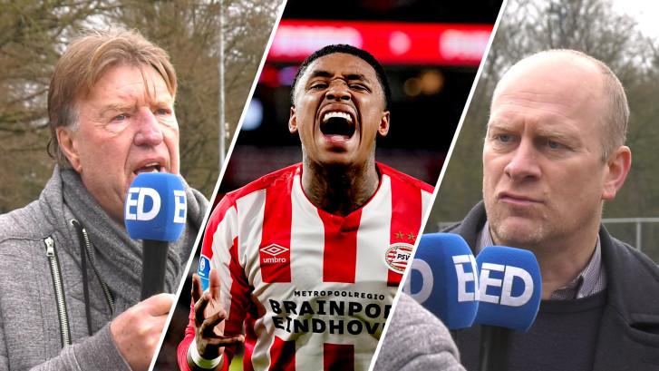 'Bergwijn gaat verkocht worden' en Aad de Mos ziet PSV verliezen tegen Ajax