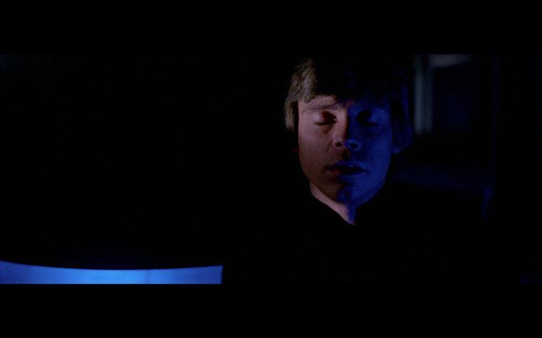 Mark Hamill als Luke Skywalker: de 'Star Wars'-triilogie zette de toon voor fantasy- en sciencefiction-verfilmingen. Beeld kos